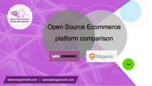 Open Source Ecommerce platform comparison for ecommerce web site design